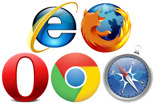 Web browser png. Browsers transparent images all