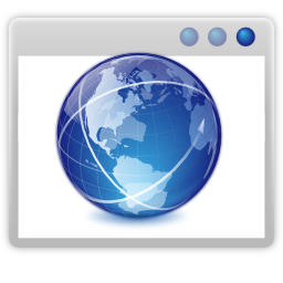 Web browser png. Apps internet icon oxygen