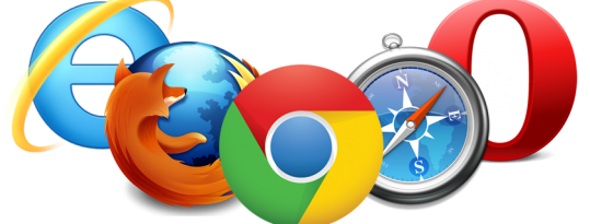 Web browser png. Battle of the browsers