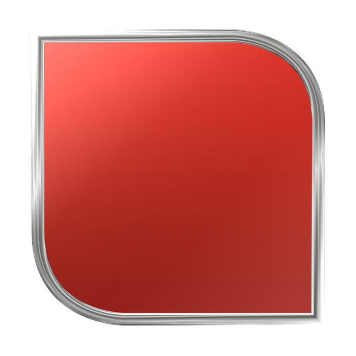 Web button png. Red image