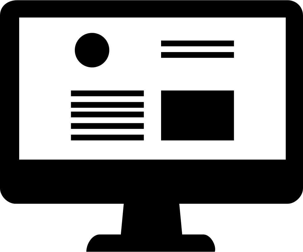 Web Design Svg Png Icon Free Download