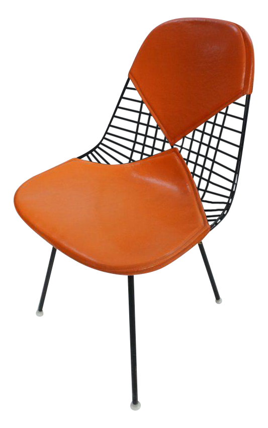 Webbing clip furniture. Straight up gorgeous eames