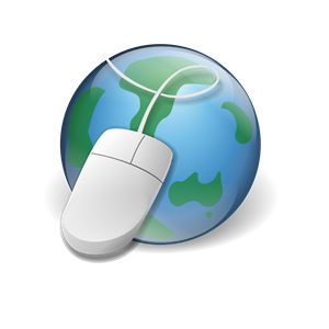 Webbrowser. Web browser clipart cliparts