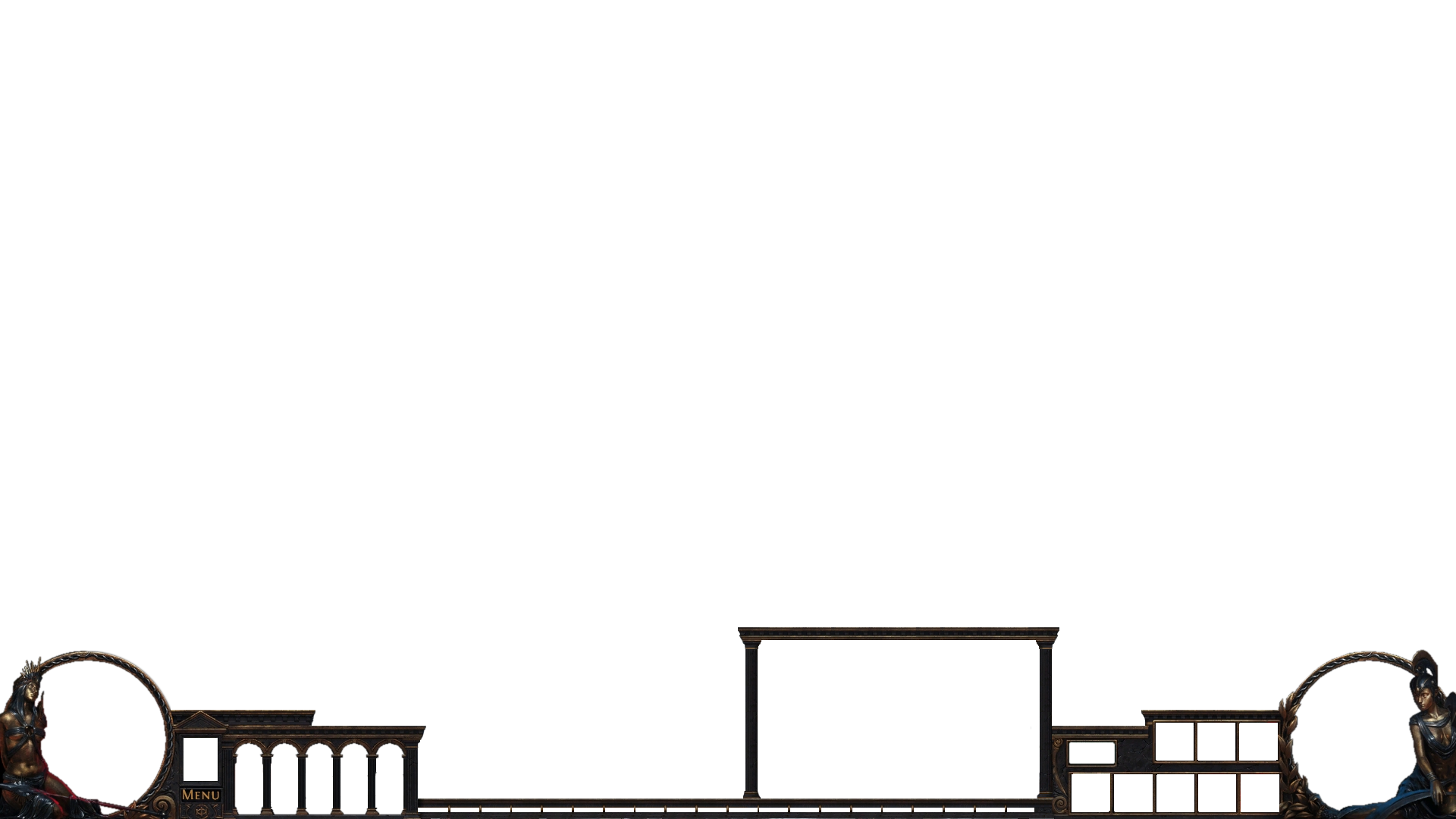 Webcam border overlay png. Stream with new ui