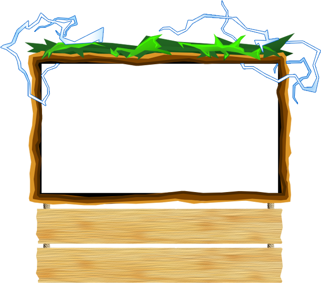 Overlay cartoon electricity blue. Webcam overlays png vector library stock