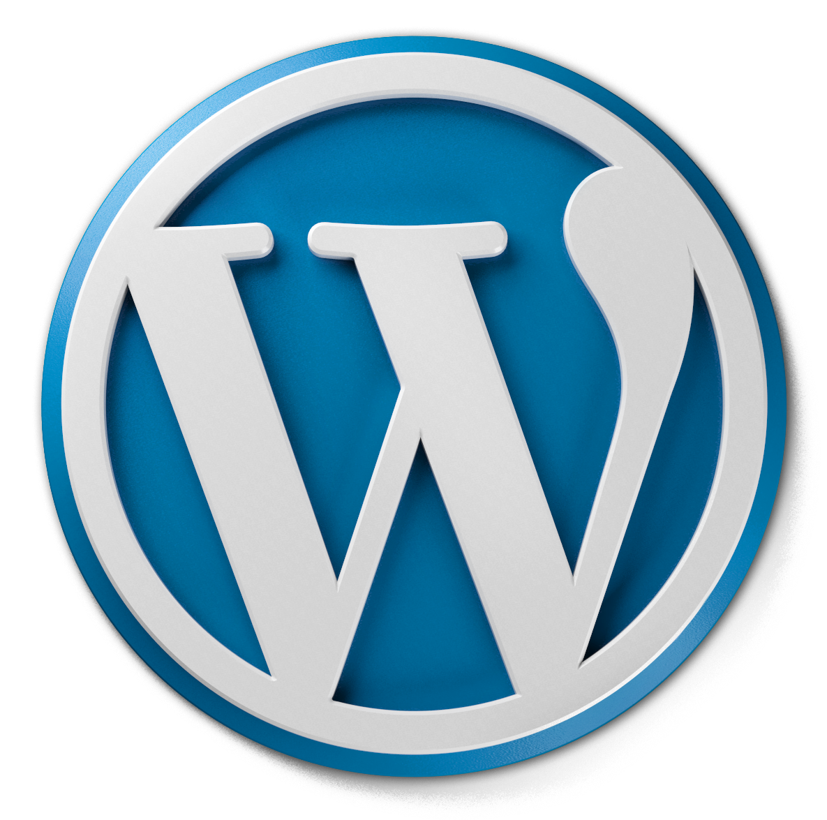 Website logo png. File wordpress wikimedia commons