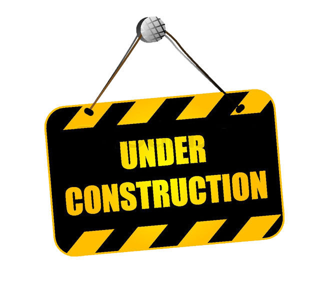 Website under construction png. Our is