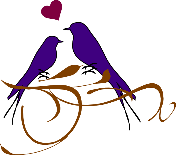 wedding doves with rings png