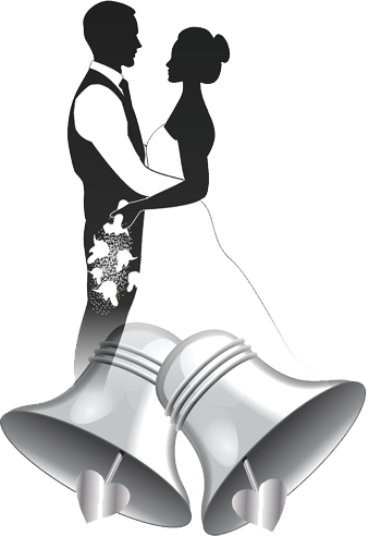 Wedding bell png. Bells drawing at getdrawings