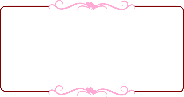 Wedding Border Clip Art at Clker