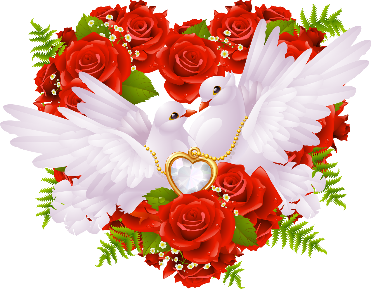 Fancy Wedding Bouquet Of Flowers Png