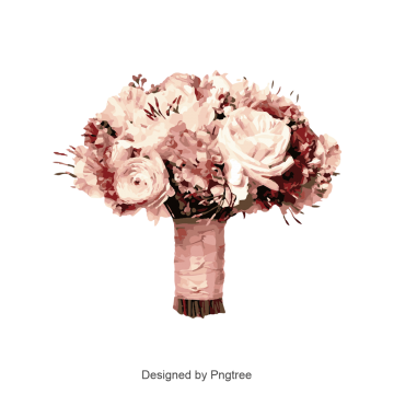 Wedding Bouquet PNG Images