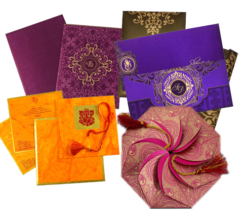 Wedding cards png. Indian muslim all type