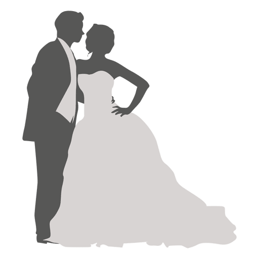 Wedding couple png. Dancing transparent svg vector