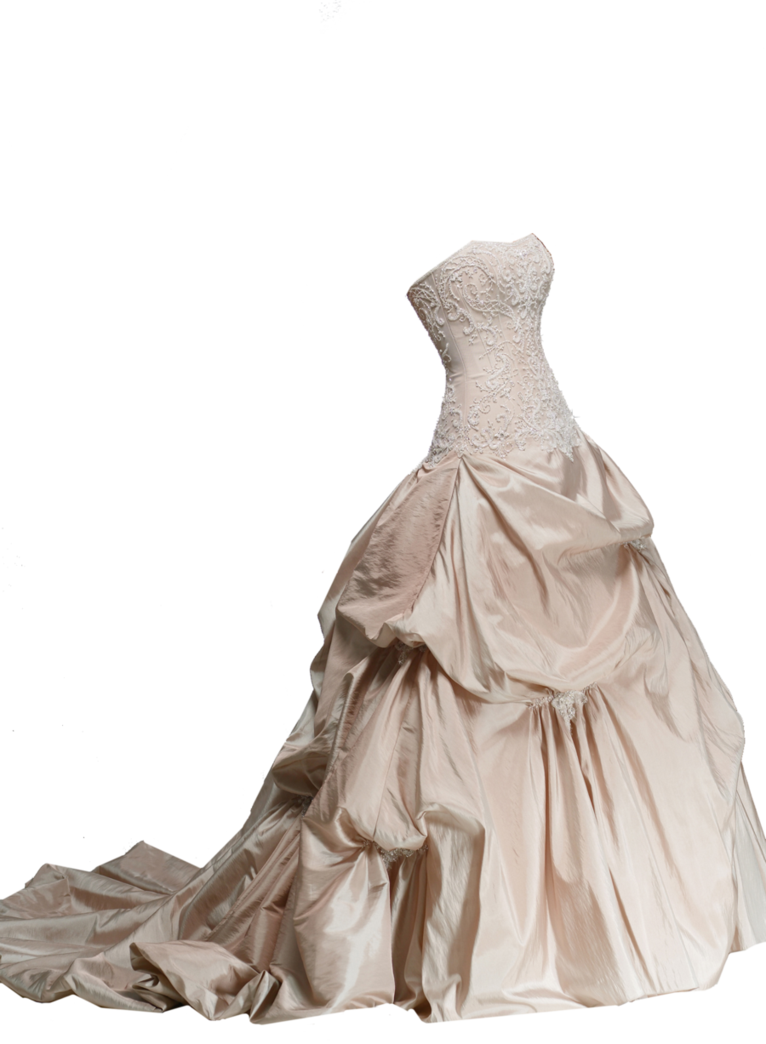 Wedding dresses png. Ivory dress by vixen
