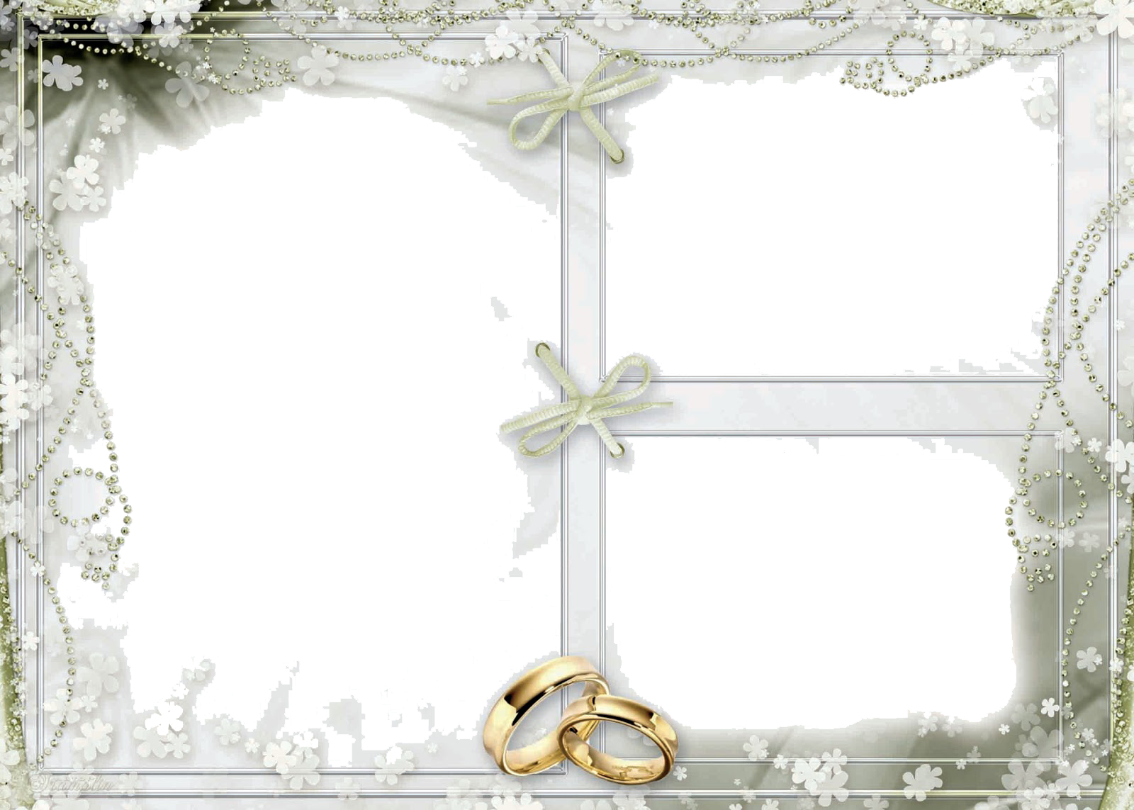 Wedding Frame PNG Transparent Images