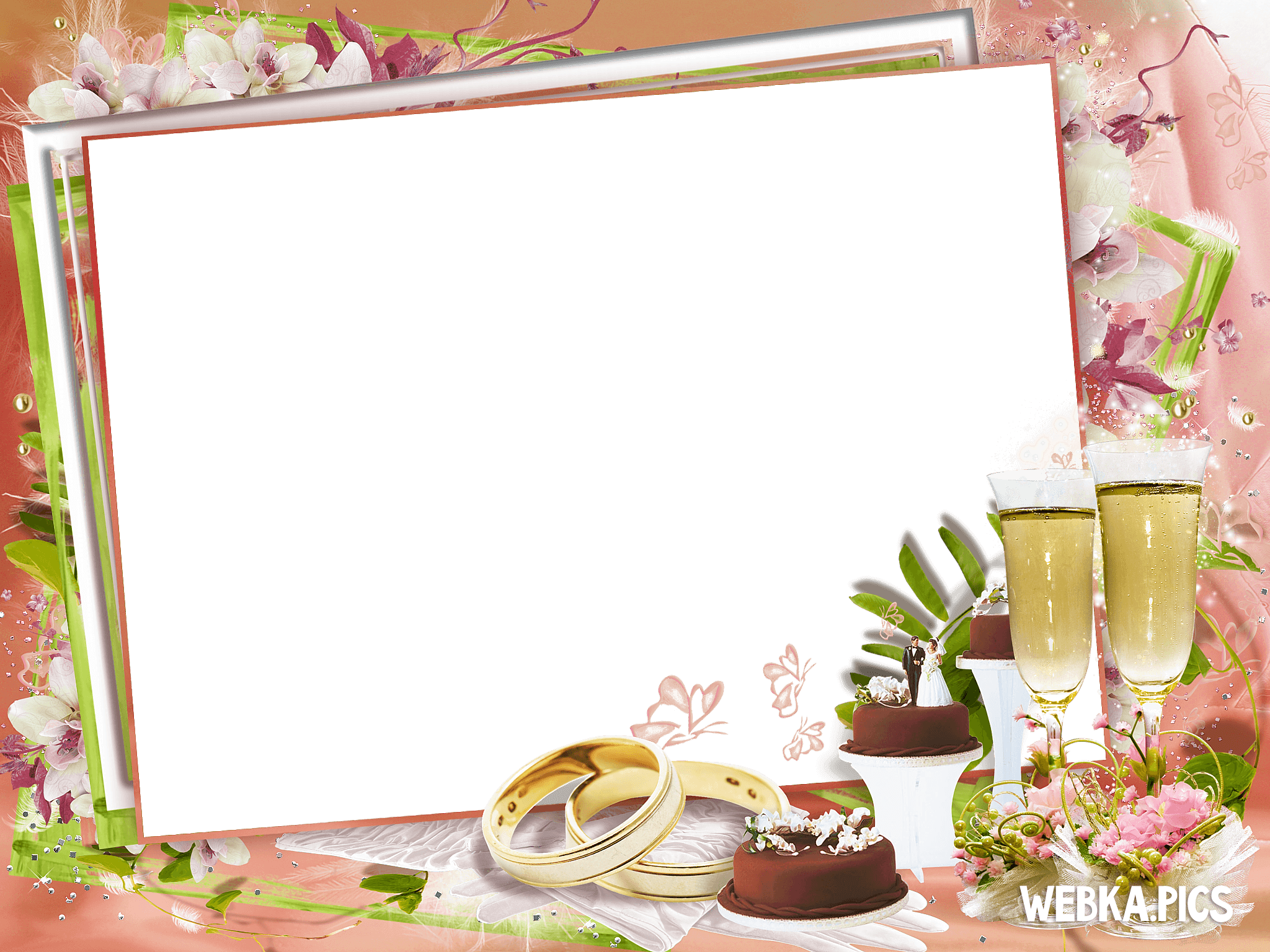 Wedding frames png free download. Frame transparent pictures icons