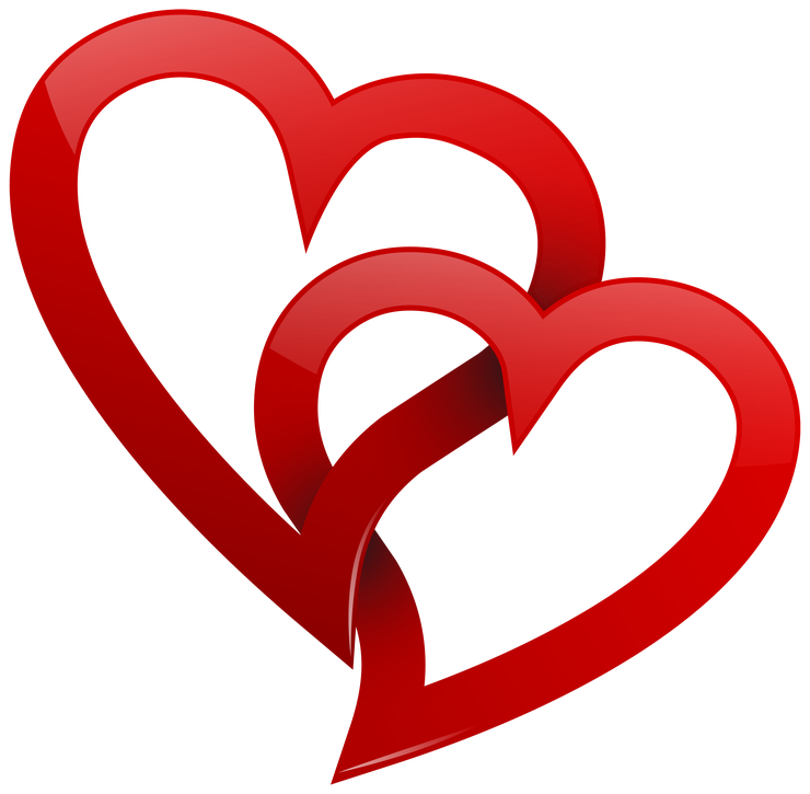 wedding heart png #82857046