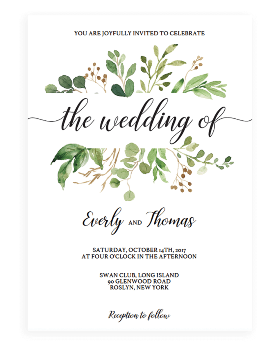 15 Wedding Invitation Templates Png For Free Download On Ya Webdesign