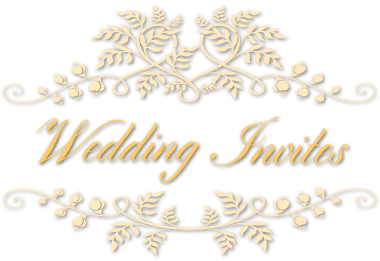 Wedding invitations png. Cards