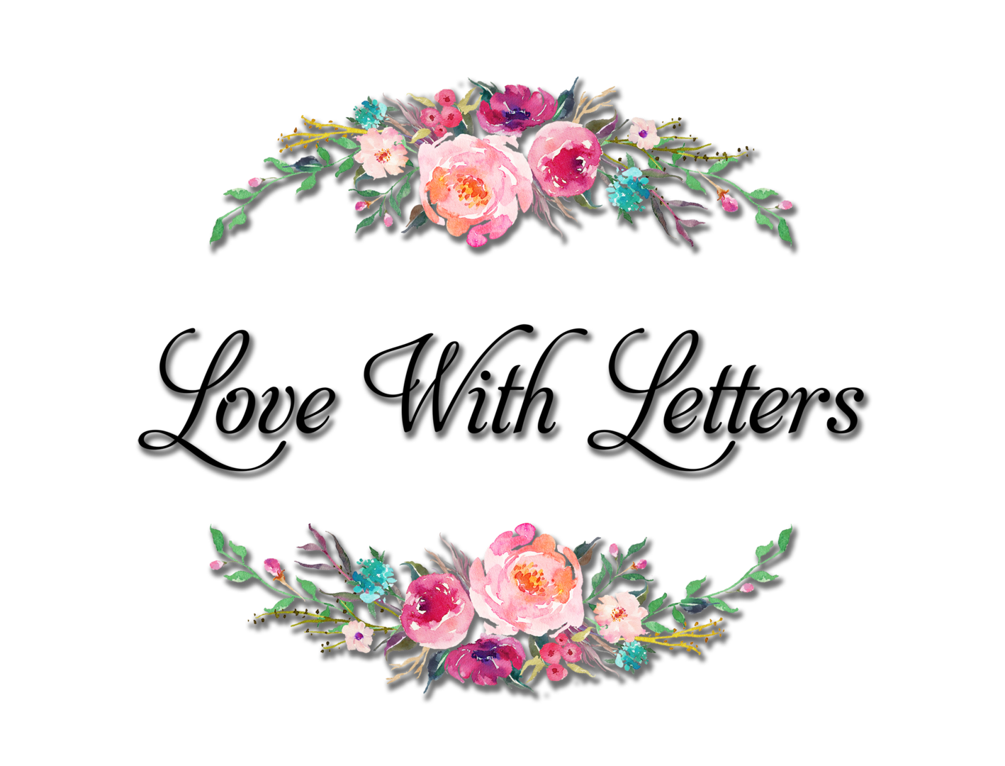 Wedding letters png. Props for hire salisbury