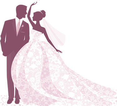 Wedding png background. Image with transparent