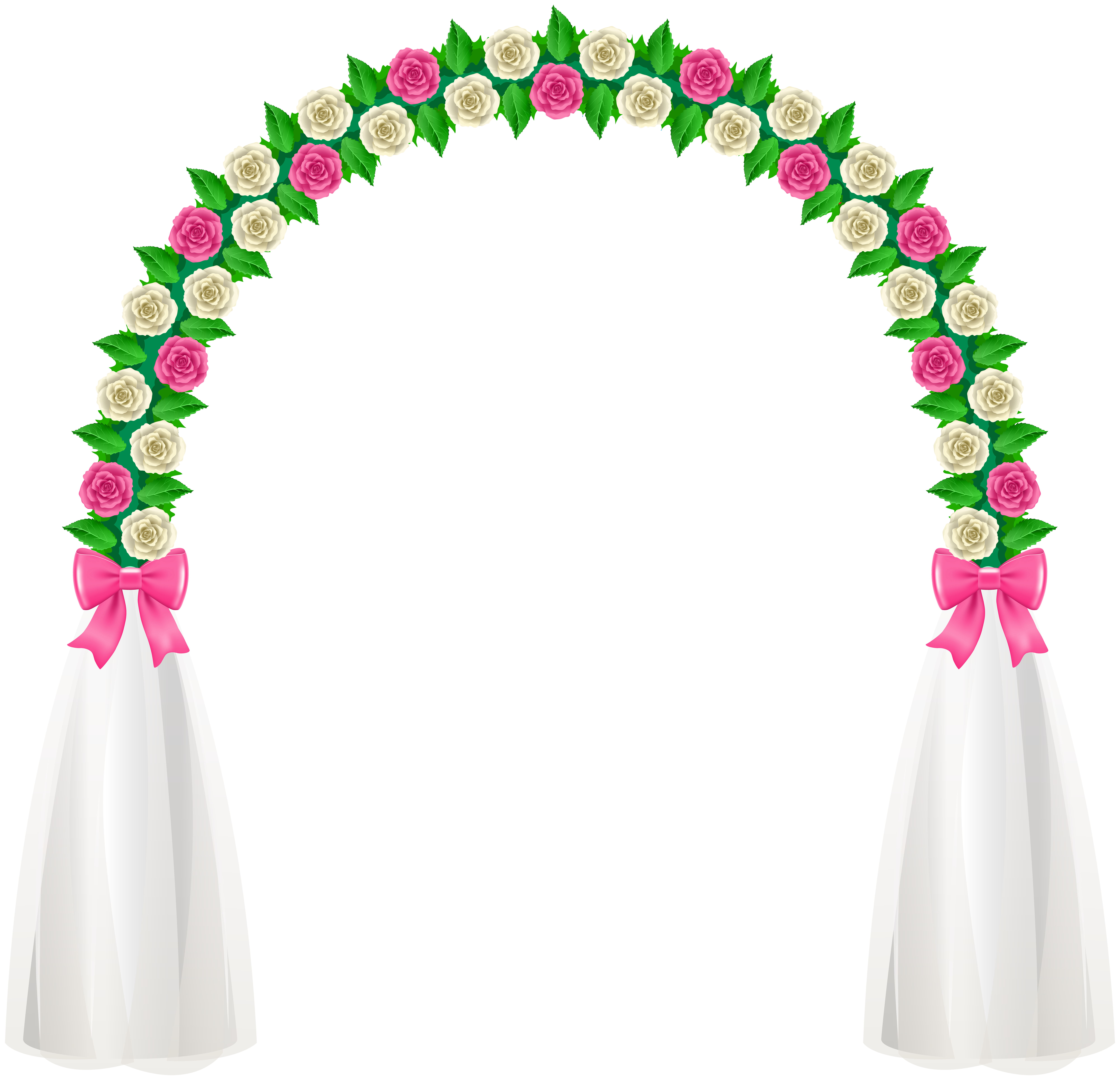 Wedding arch png art. Clip from image royalty free