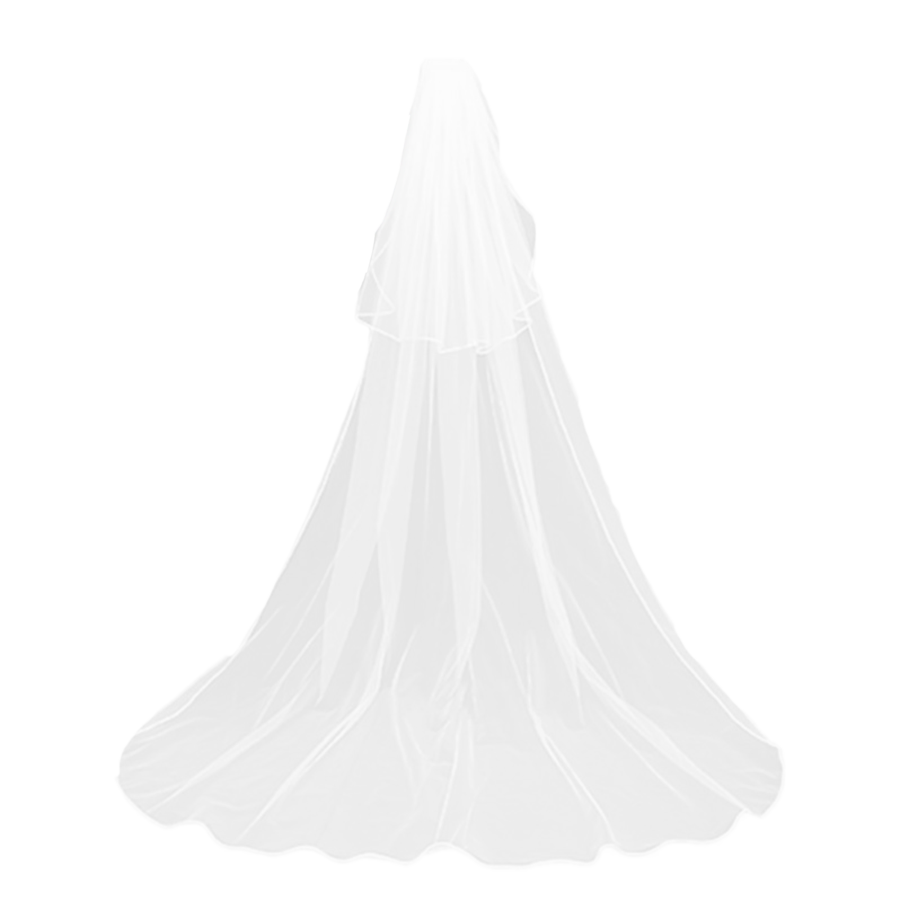 Bridal Veil PNG Transparent Bridal Veil