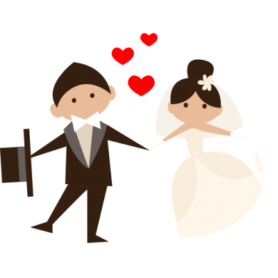 Couple clipart romance. Download honeymoon free png