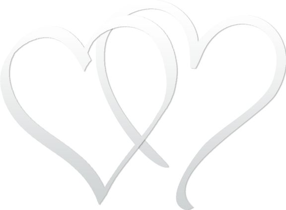 Bridal clipart heart. Best wedding images