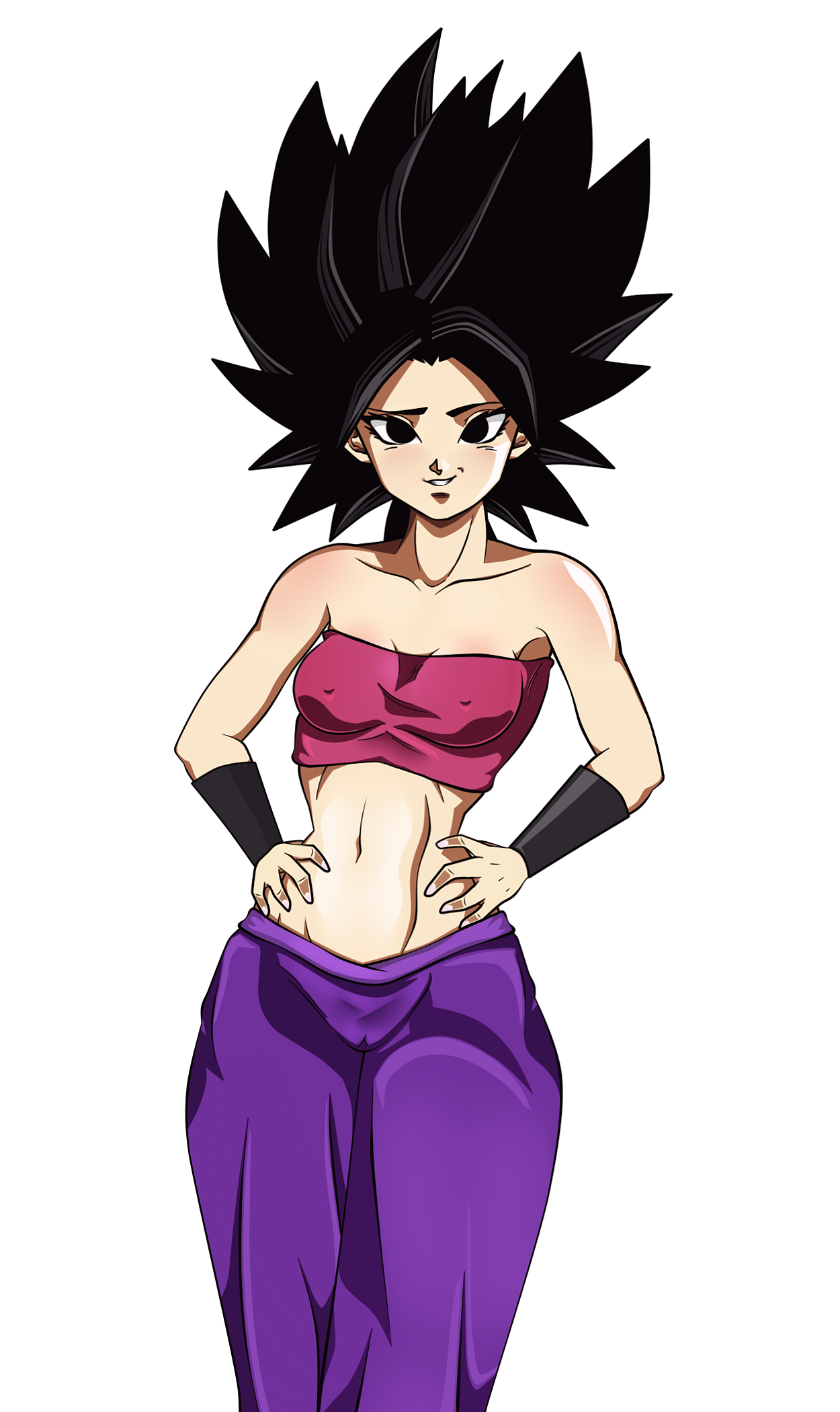 Wedgie drawing dragon ball z. Caulifla base normal super