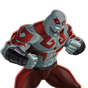 Wedgie drawing hulk. Drax the destroyer guardians