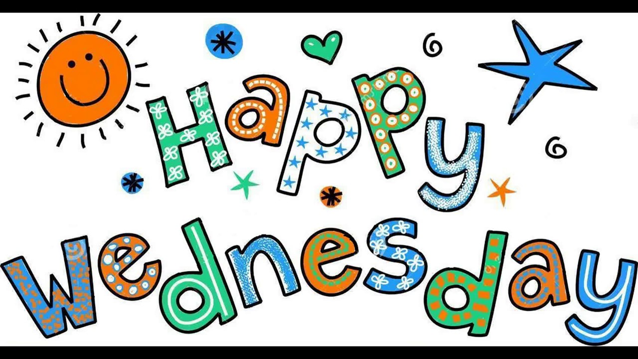 Happy group cliparts for. Wednesday clipart s wednesday svg black and white stock