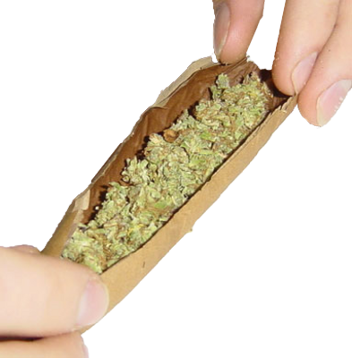 Rolled Joint PNG Transparent Rolled Joint