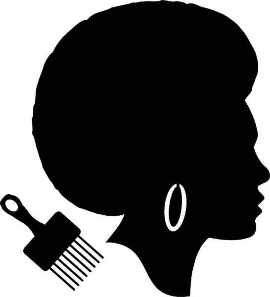 Afro clipart cartoon hair. Free smoking weed cliparts