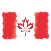 Weed smoke cloud png. Canadian flag cannabis by