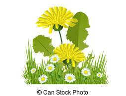 Stock illustrations clip art. Weeds clipart banner free