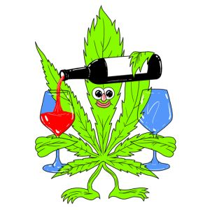 Weeds clipart aesthetic. Gif party pizza weed