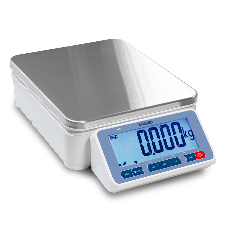 Transparent scales weighing scale. Apm series