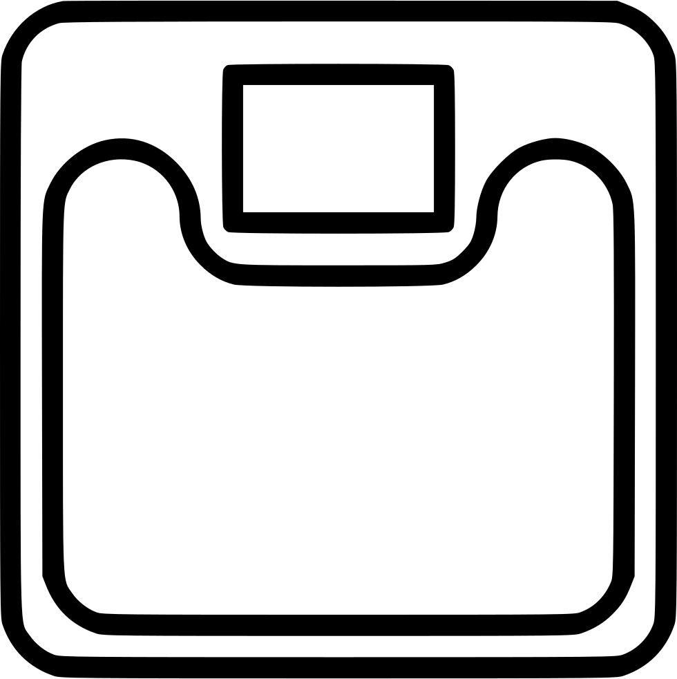 Weight loss scale png. Kg bl mass svg