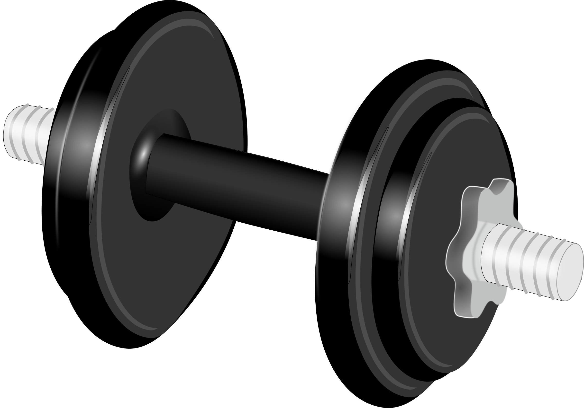 Weightlifting clipart transparent background. Dumbbell hantel png image