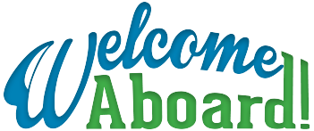 Welcome aboard png. Image