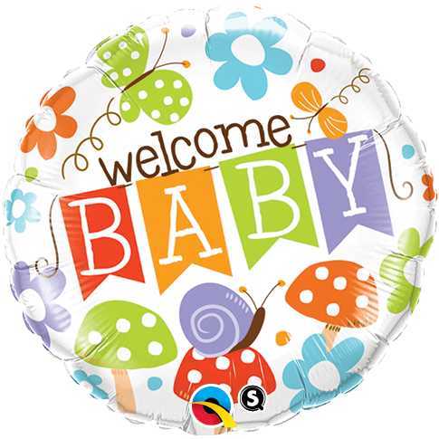 welcome baby png