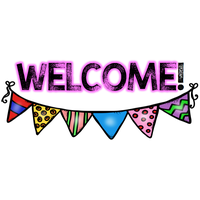 Welcome clipart. Download category png and