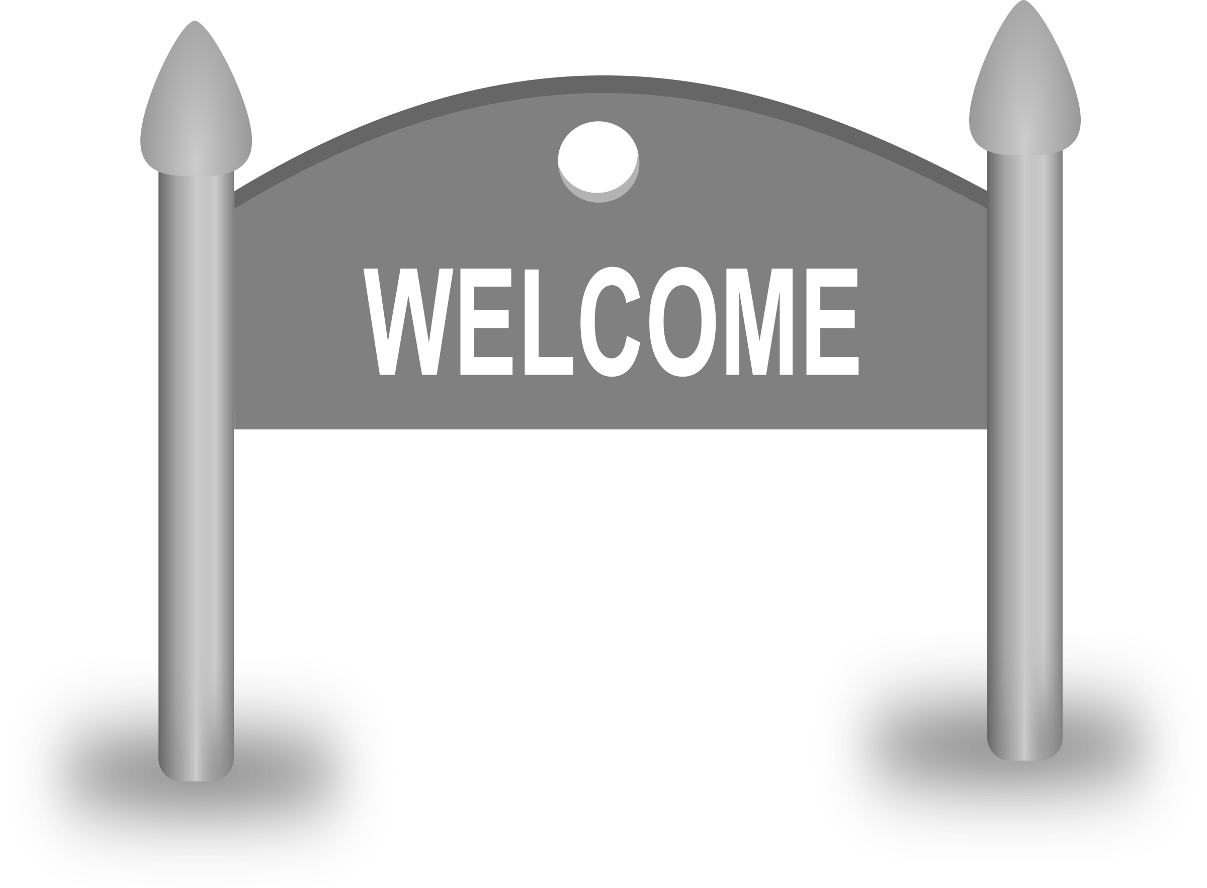 Welcome sign png. Board icons free and