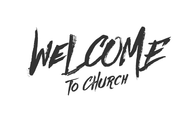 welcome to our church png