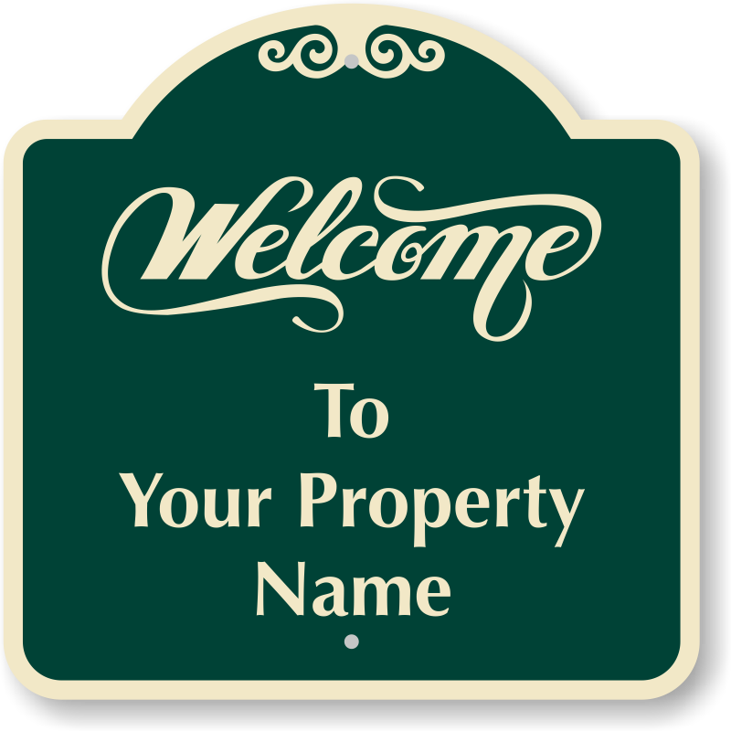 Welcome to sign png. Custom signs zoom personalize