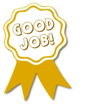 Well clipart participation ribbon. Award ribbons teaching resources