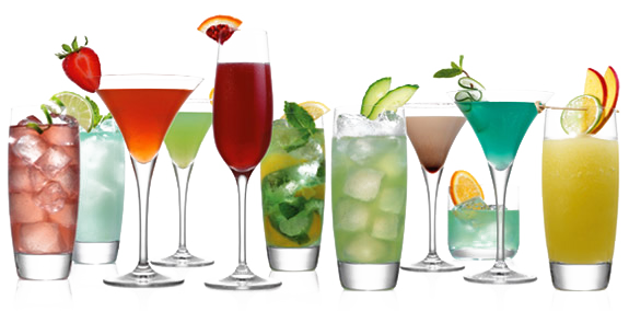 alcoholic drinks png
