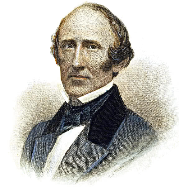 Wendell Phillips. American history historic figures